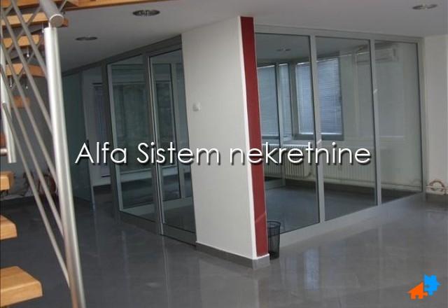 Poslovni prostor Dorćol 1100 EUR