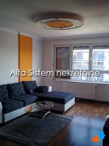 stan,Novi Beograd - Park apartmani,600 EUR Agencijski ID:13419