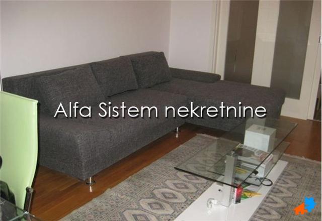 Stan Jednoiposoban Novi Beograd Belvil 350 EUR