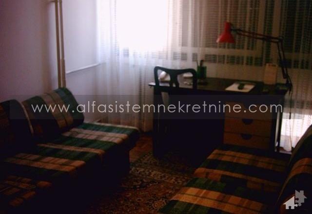 stan,Novi Beograd - Merkator,300 EUR Agencijski ID:15740