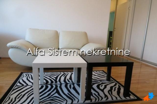 Stan Dvosoban Bežanijska Kosa 350 EUR