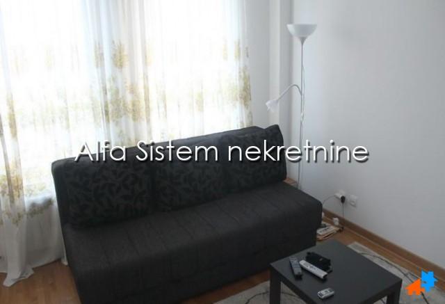 Stan Jednosoban Novi Beograd Belvil 300 EUR