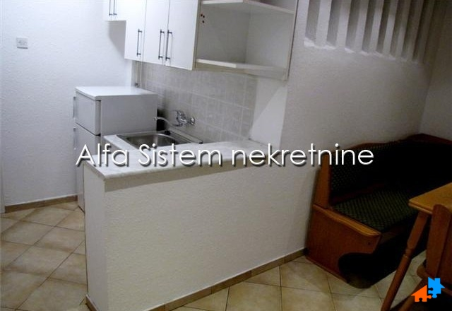 Stan Jednosoban Novi Beograd Fontana 250 EUR