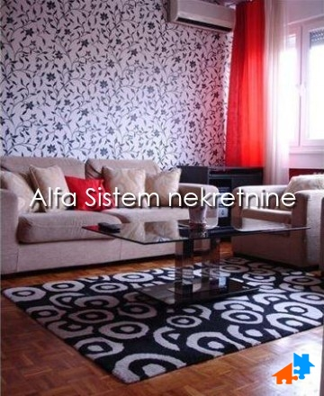 Stan Dvoiposoban Novi Beograd Blokovi 350 EUR