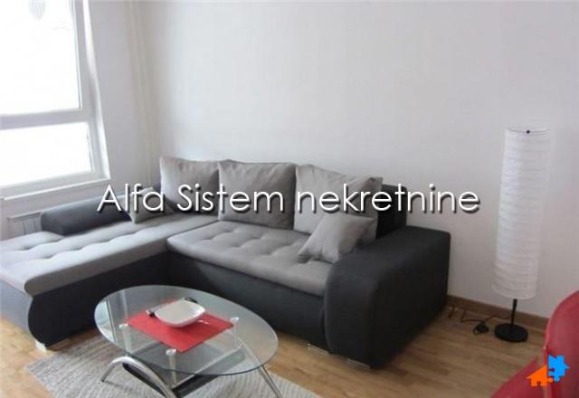 Stan , Beograd (grad) | Stan Jednoiposoban Novi Beograd Belvil 420 EUR