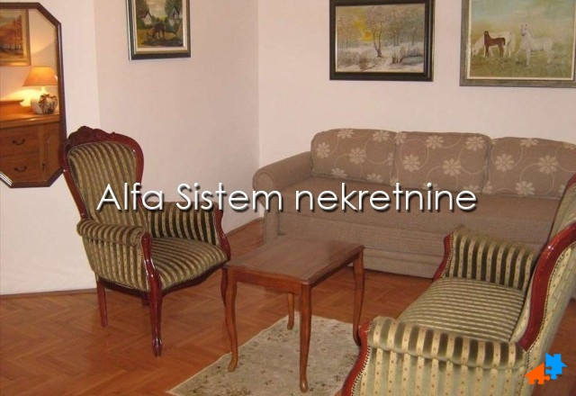 Stan Dvosoban Dorćol 300 EUR