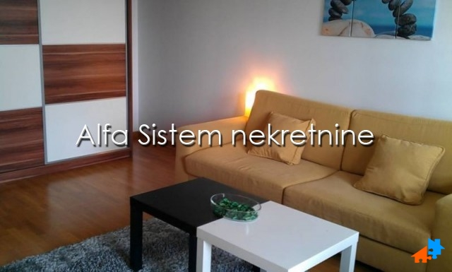 Stan Dvosoban Novi Beograd Belvil 400 EUR
