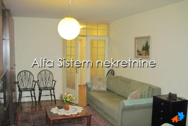 Stan Dvosoban Centar Palilula 300 EUR