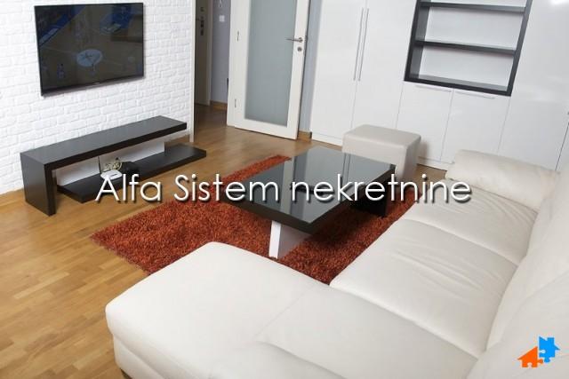 Stan Dvosoban Novi Beograd Belvil 630 EUR