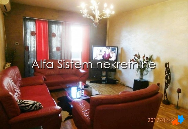 Stan Dvoiposoban Centar Palilula 550 EUR
