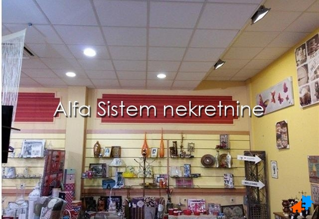Poslovni prostor , Beograd (grad) | Poslovni prostor Konjarnik 4000 EUR