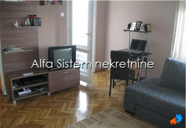 Stan Jednosoban Novi Beograd Blokovi 280 EUR