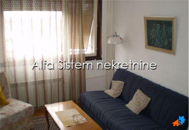 Stan Dvosoban Centar Savski Venac 300 EUR