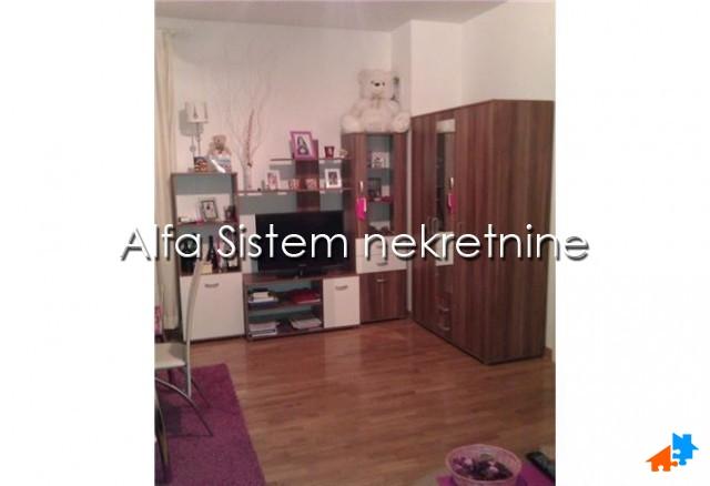 Stan Jednosoban Novi Beograd Belvil 250 EUR
