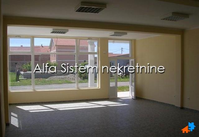 Poslovni prostor Zemun 2200 EUR