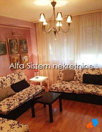 Stan Dvosoban Centar Palilula 450 EUR