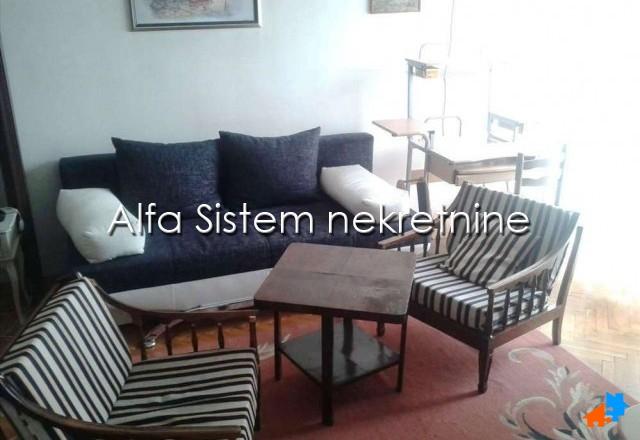 Stan Dvosoban Centar Palilula 250 EUR
