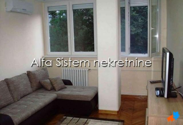 Stan Dvosoban Novi Beograd Merkator 250 EUR