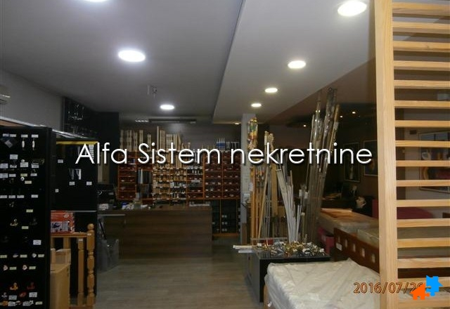 Poslovni prostor Vidikovac 1100 EUR