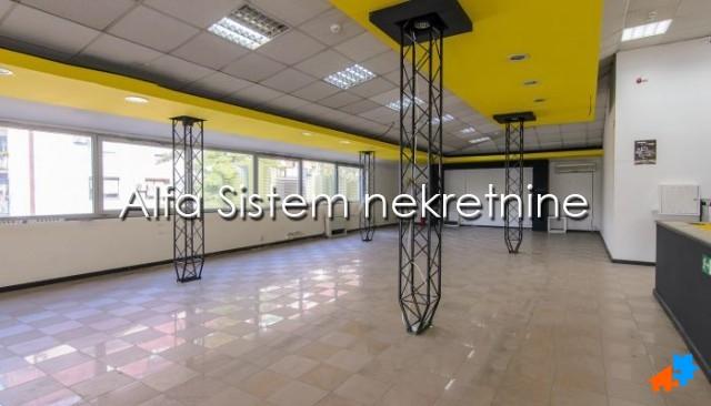 Poslovni prostor Kanarevo brdo 1500 EUR