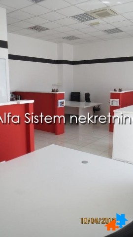 Poslovni prostor Centar Savski Venac 450 EUR