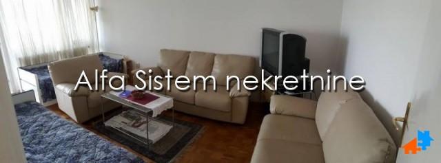 Stan Dvosoban Novi Beograd Sava Centar 450 EUR
