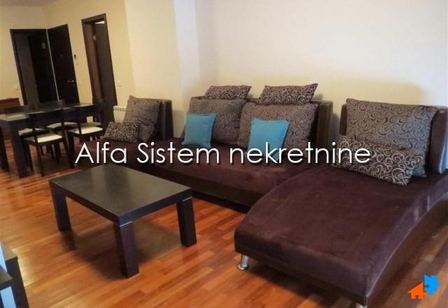 Stan Dvoiposoban Centar Savski Venac 700 EUR