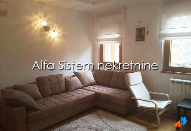 Stan Jednosoban Novi Beograd Blok A 370 EUR