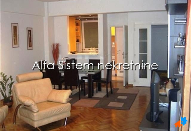Stan Dvoiposoban Novi Beograd YUBC 750 EUR