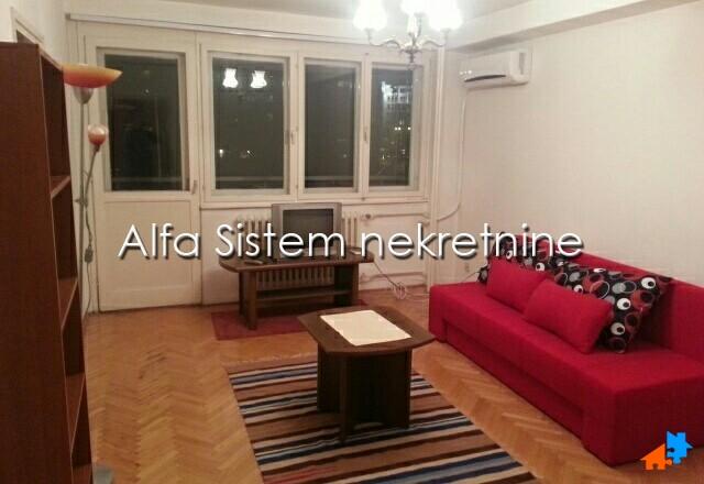 Stan Jednosoban Novi Beograd Fontana 240 EUR