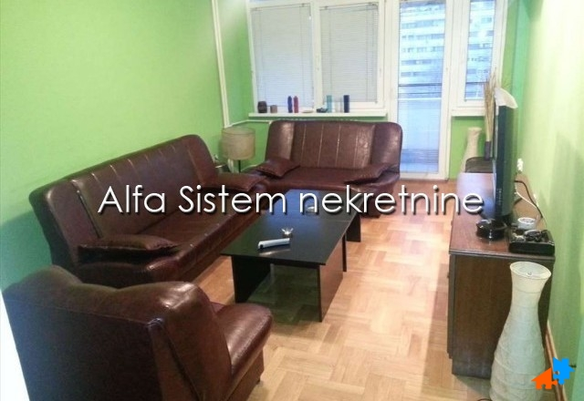 Stan Trosoban Novi Beograd Blokovi 300 EUR