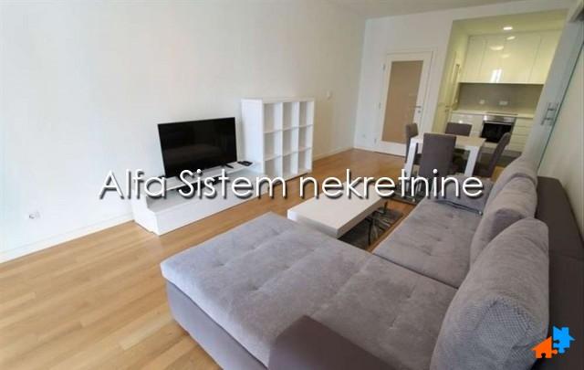 Stan Dvosoban Novi Beograd West 65 600 EUR