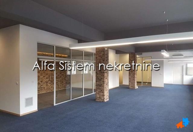 Poslovni prostor Novi Beograd Fontana 2600 EUR
