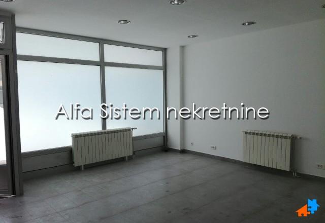 Poslovni prostor Novi Beograd Blokovi 400 EUR