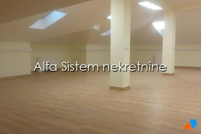 Poslovni prostor Novi Beograd Fontana 1100 EUR