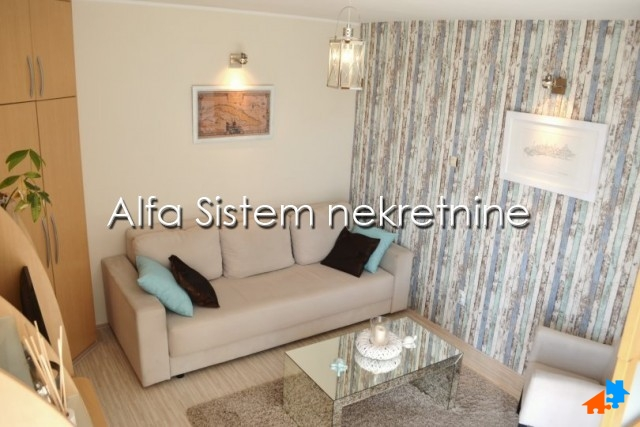 Stan Dvosoban Novi Beograd Sava Centar 550 EUR
