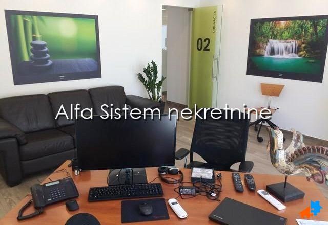 Poslovni prostor Senjak 1800 EUR