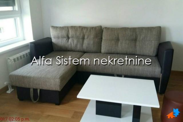 Stan Dvosoban Novi Beograd Blok A 490 EUR