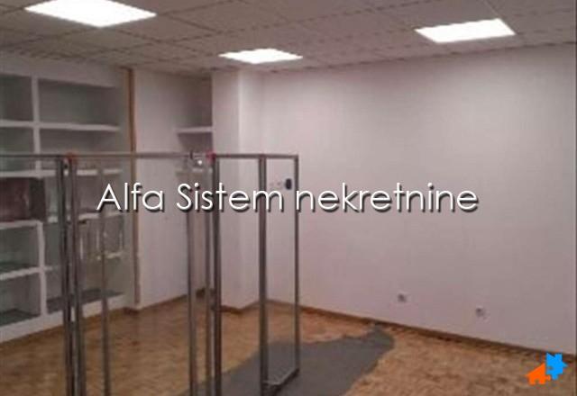 Poslovni prostor Vračar 1000 EUR