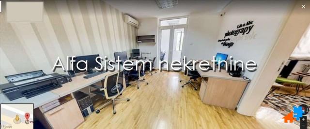 Poslovni prostor Banovo brdo 480 EUR
