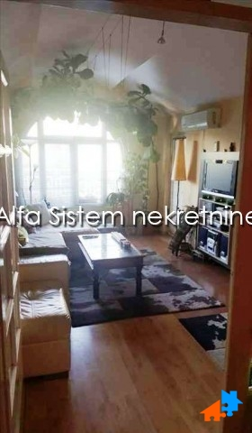 Stan Troiposoban Bežanijska Kosa 350 EUR