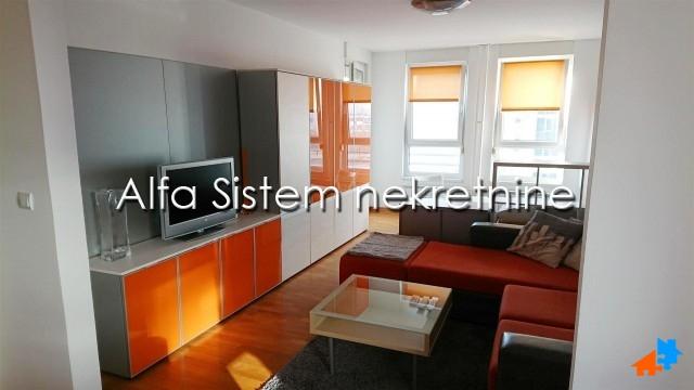 Stan Jednosoban Novi Beograd Belvil 400 EUR