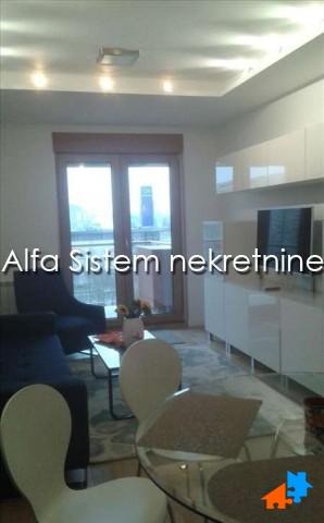 Stan Dvosoban Novi Beograd Blok A 550 EUR