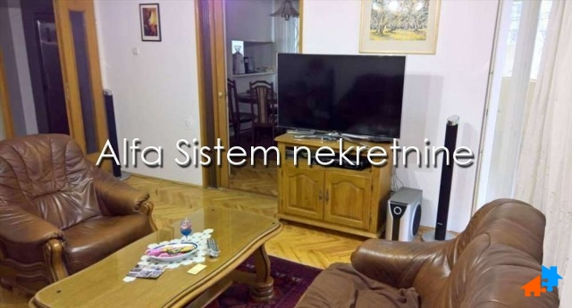 Stan Trosoban Bežanijska Kosa 370 EUR
