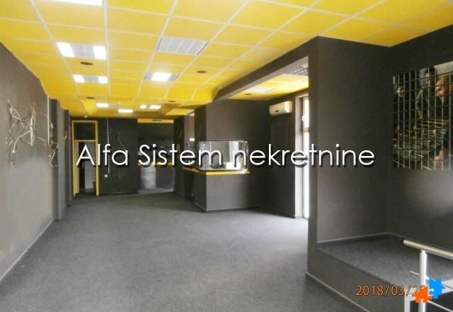 Poslovni prostor Zvezdara 1750 EUR