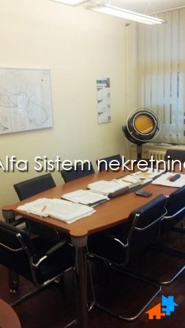 Poslovni prostor Novi Beograd YUBC 1200 EUR
