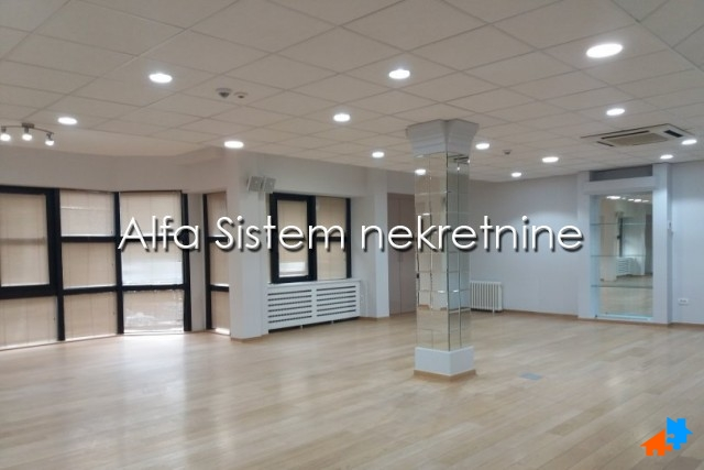 Poslovni prostor Novi Beograd Merkator 2300 EUR