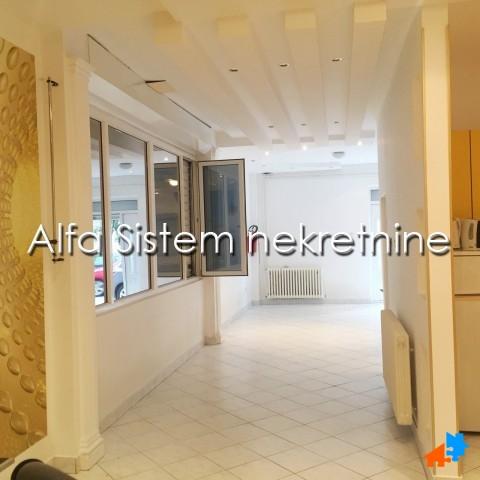 Poslovni prostor Novi Beograd Fontana 500 EUR
