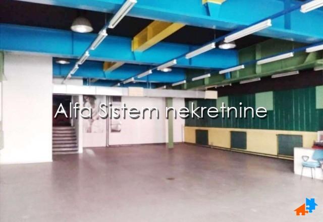 Poslovni prostor Autokomanda 1900 EUR