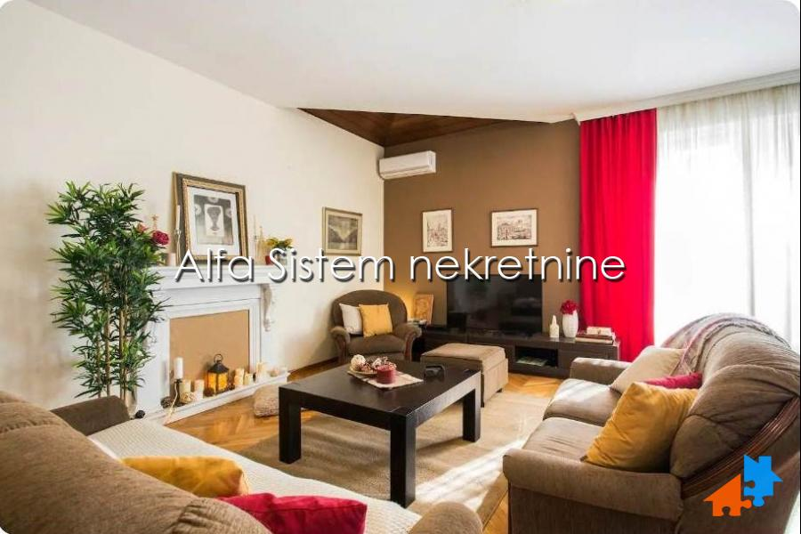 Rent, Banovo brdo, House